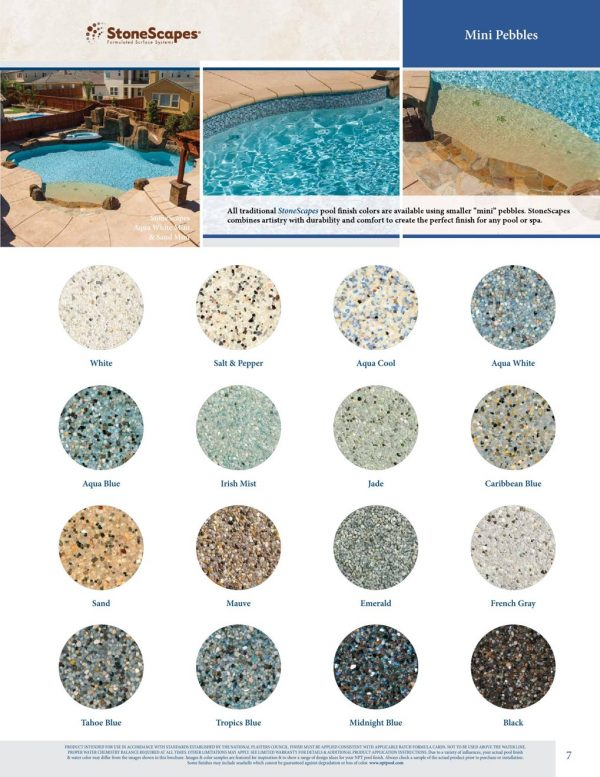 Pool resurfacing options in South Florida