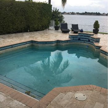 Pool in South Florida getting prepped for pool renovations