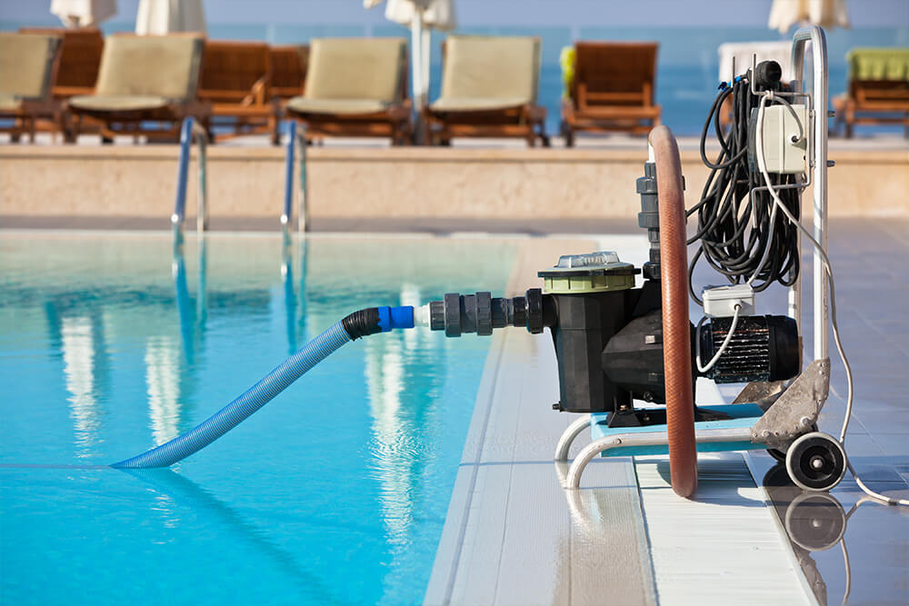 Pool repairs and pool cleaning in South Florida