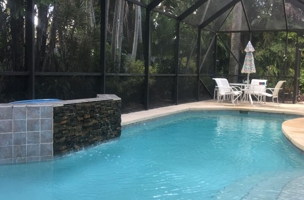 Pool renovations and pool cleaning in South Florida